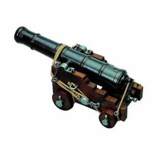 Canon de marine XVIII siècle